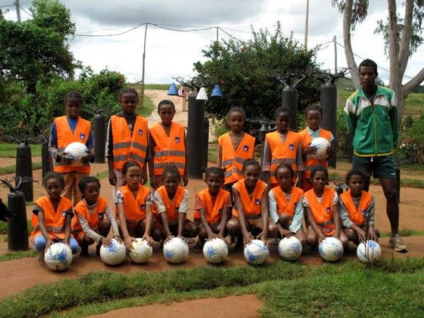 Ecole de football for Association miroir fes
