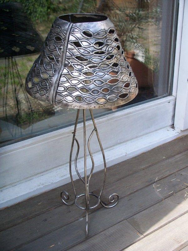Lampe emma for Association miroir fes